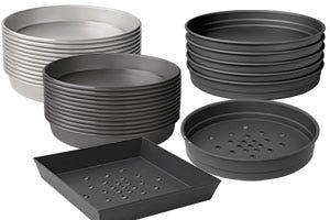 Deep Dish Pans
