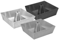 Square Angel Food Pans