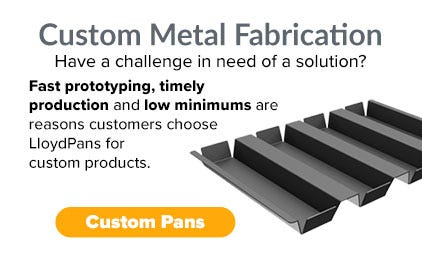 Custom Pan Manufacturing