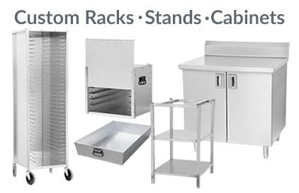 Custom Racks, Stands, Cabinets