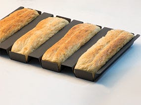 Sub Sandwich Roll Pan