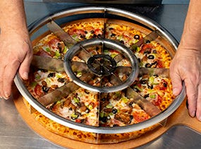 The Equalizer, Equal Slice Pizza Cutter