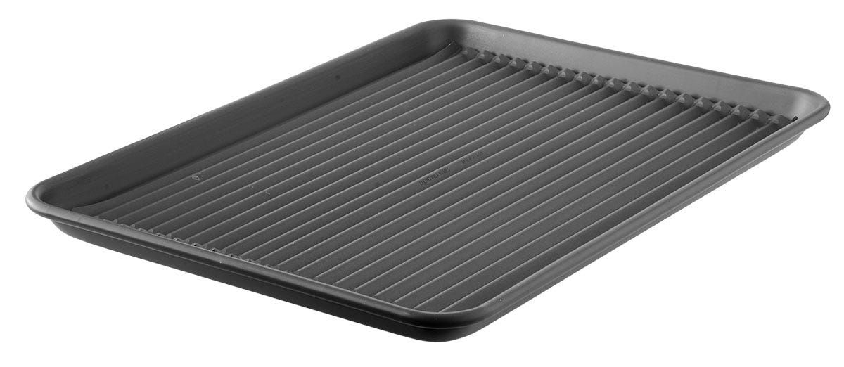 10.88 x 16 Inch Grill Pan fits inside a Half Sheet Pan