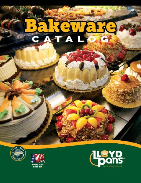 LloydPans Bakeware Catalog