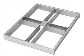 portion for sheet pan
