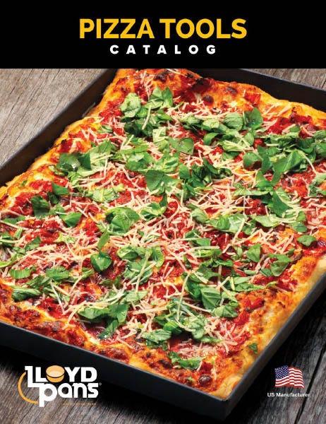 LloydPans PizzaTools Catalog