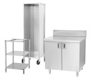 Custom Racks, Stands and Cabinets from LloydPans