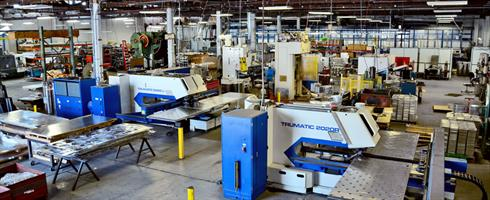 LloydPans metal fabrication